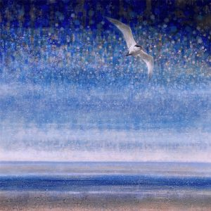 Ewoud-de-Groot-wildlife-art-artist-animals-birds-oil-painting-canvas-linen-tern-02